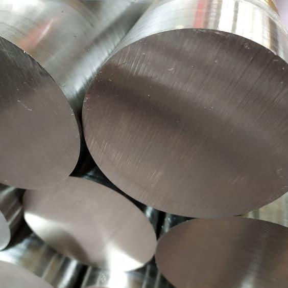 Barre tonde in acciaio inox